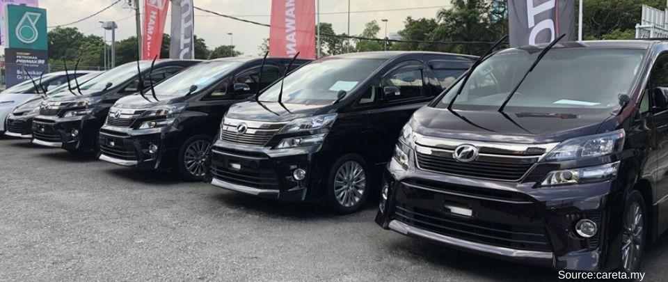 Jasa Sewa Mobil Alphard Di Bekasi