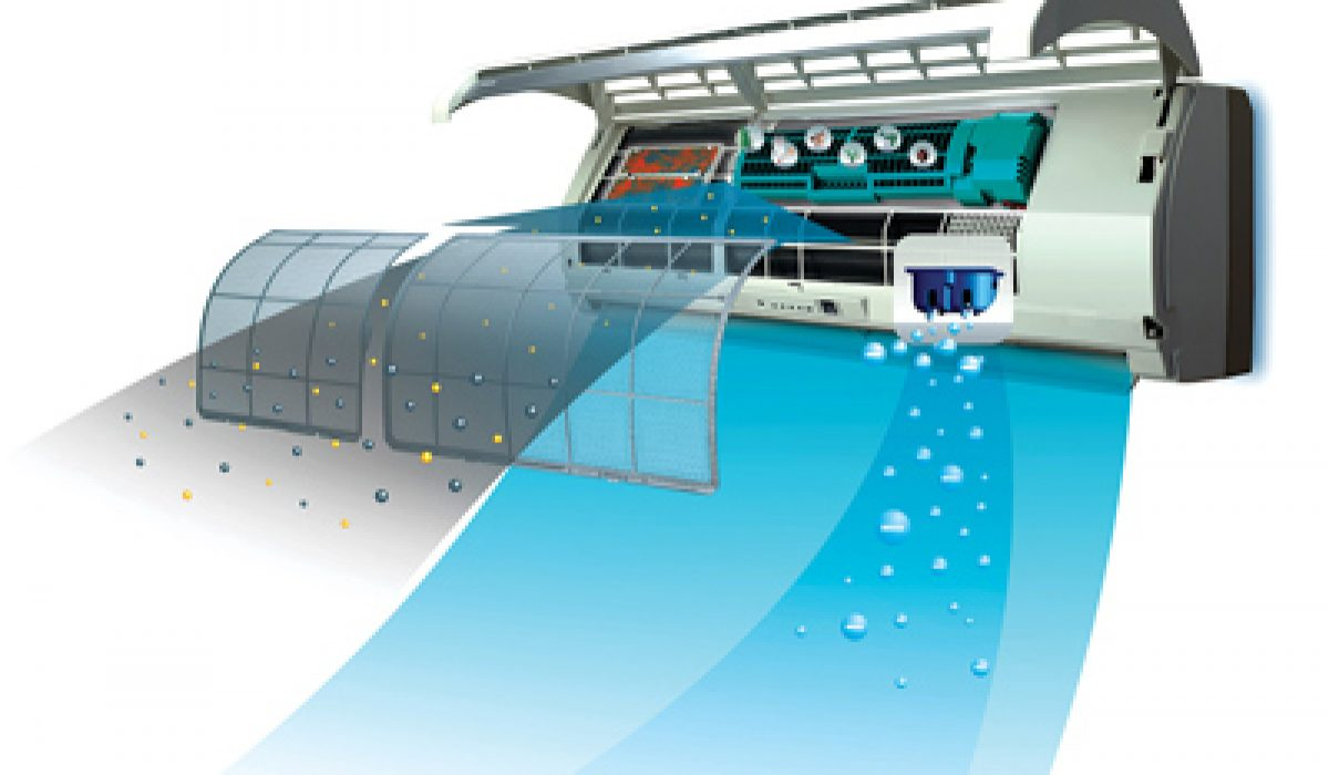 Kenali Komponen AC Rumahan dan Fungsinya